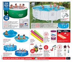 Backyard Pool Superstore Coupon by Canadian Tire Weekly Flyer Weekly Flyer Jun 11 U2013 17