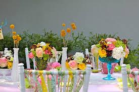 Backyard Bridal Shower Ideas Bridal Shower Tea Party Weddingbee