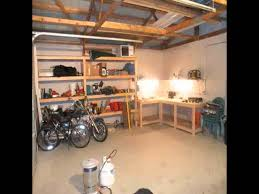 Garage Workshop by Cheap Garage Workshop Design Ideas Youtube