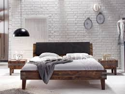 chambre acacia lit gola en acacia massif hasena fabricant suisse meuble pour la