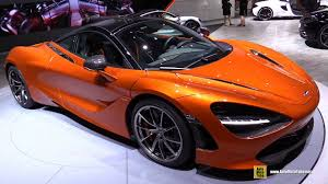 orange mclaren interior 2018 mclaren 720s exterior and interior walkaround debut at