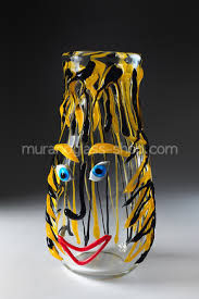 Classic Vases Murano Glass Vases Artistic Vases And Design Vases Modern And