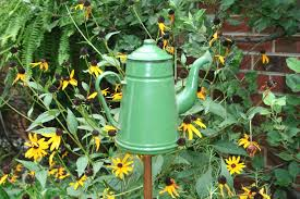 accenting your garden with art plus a garden accent making how to