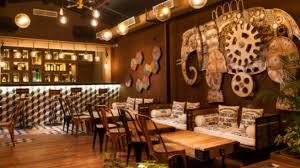 Kitchen And Bar Designs Restaurant Review Hive Kitchen And Bar Delhi India Com