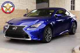 lexus rc 350 f sport used used 2015 lexus rc 350 for sale vin jthhe5bc7f5007367