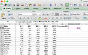 find anything in your excel spreadsheet with lookup functions
