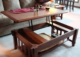 Pop Up Coffee Table Pop Up Coffee Tables Intended For Comfortable Table To Dining With