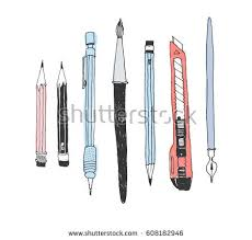 drawing tools stock images royalty free images u0026 vectors