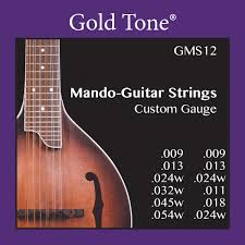 Light Guitar Strings by Gold Tone Catalog