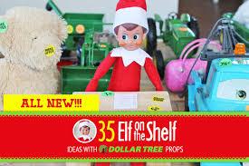 35 brand new creative u0026 funny elf on the shelf ideas with dollar