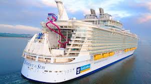 Royal Caribbean Harmony Of The Seas by A Look Inside The World U0027s Largest Cruise Ship Simplemost