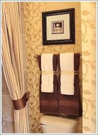 bathroom towel decorating ideas bathroom towel ideas best bathroom towel display ideas on bath towel