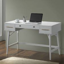 modern white lacquer desk tables white lacquer modern desk lacquer patterned pyramid blocks