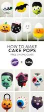 halloween cake pop recipes 14588 best cake pops balls all occasions images on pinterest