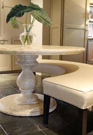 Curved Bench With Back Bench Best 20 Dining With Back Ideas On Pinterest Booth Regard To