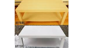 How To Paint Ikea Furniture by How To Spray Paint Your Furniture Ikea Inspired Akherevlogs