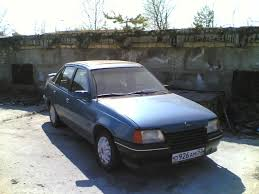 opel kadett wagon 1987 opel kadett partsopen