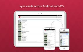 Business Card Capture App Best Business Card Reader Apps For Android Androidbean