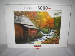 5000 piece jigsaw puzzle flowers by the mill by jeux natha u2026 flickr