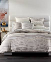 hotel collection agate pima cotton king duvet cover created for