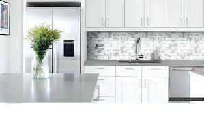 glass tile kitchen backsplashes pictures metal and white modern backsplash tile glass tiles home metal modern kitchen