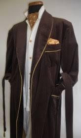 robe de chambre pour homme robe de chambre pour homme en velours de coton cotele doublure