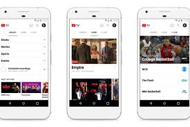 youtube launches its own streaming tv service the verge