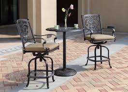 Patio Furniture Dining Set - patio furniture dining set cast aluminum 30