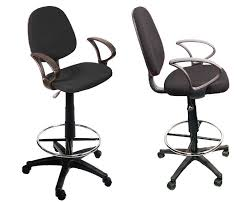 Tall Office Chair For Standing Desk Best Ergonomic Drafting Chair Designs U2014 Home Decor Chairs
