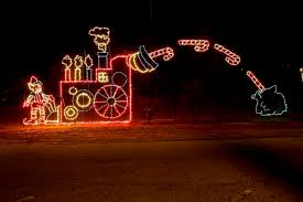Candy Cane Lights Photo 4 Roper Mountain Holiday Lights Open Thanksgiving