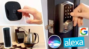technology home top 5 smart home tech of 2017 for amazon echo google home u0026 siri