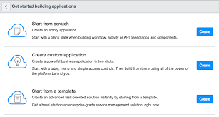 applications template creating custom applications servicenow wiki