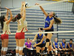 Lauren Piro by High Roundup Brookfield Volleyball Team Wins Five Game