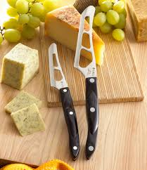 Made In Usa Kitchen Knives by 2 Pc Cheese Knife Set Gift Boxed Knife Sets By Cutco