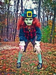 Leprechaun Costume The Leprechaun Costume Diy