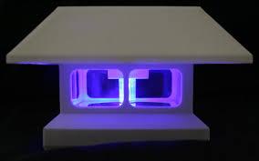 4x4 solar post lights solar powered post cap lights solar deck lights