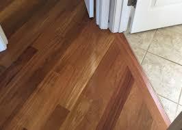 Laminate Flooring Transitions Maui Wood Flooring Install Bones Wood Floors