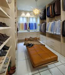 bed in closet ideas 30 walk in closet ideas for men who love their image freshome com
