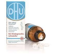 neu nr 1 11 im dhu silicea pentarkan für das bindegewebe - Schüssler Salze Bei Bindegewebsschwäche