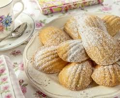 cuisiner sans sucre madeleines à la vanille sans sucre recette de madeleines à la