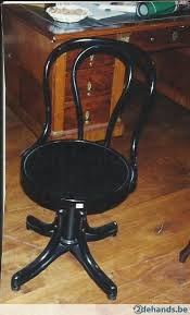siege thonet 12 best thonet turnables images on benches piano stool