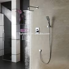 luxury bath shower faucet set 8