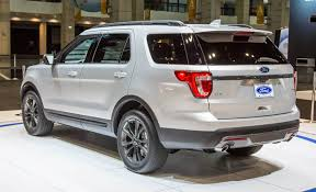 ford explorer trim 2017 ford explorer adds sport appearance package car and