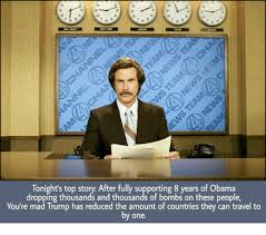 Obama You Mad Meme - tonight s top story after fully supporting 8 years of obama you re