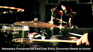 Different Drummers Kitchen Necessary Fundamental Exercises Every Drummer Needs To Know