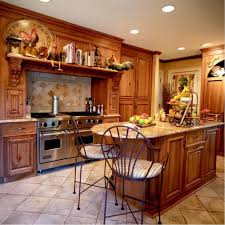 what do you put on top of kitchen cabinets what do you put on top of kitchen cabinets tuscan style kitchens