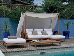 Diy Outdoor Daybed Home Dzine Garden Relax Outdoors In A Daybed