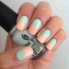 19 best nails orange and coral images on pinterest coral