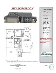 home floor plans traditional ca jones inc savannah crossing floor plans traditional line
