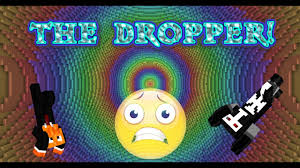 the dropper map minecraft ps3 dropper map
